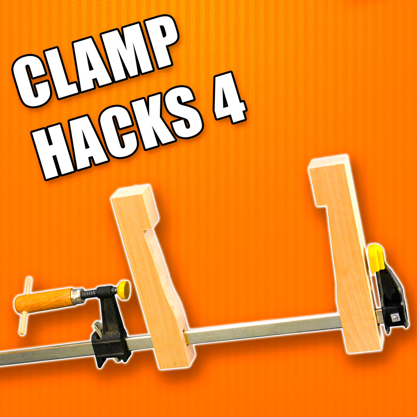 clamp lifehacks