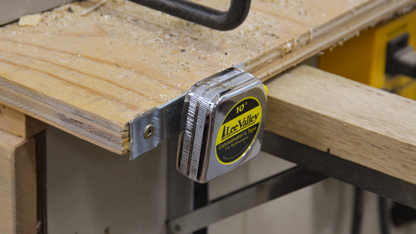 Mitre Saw Tape Measure