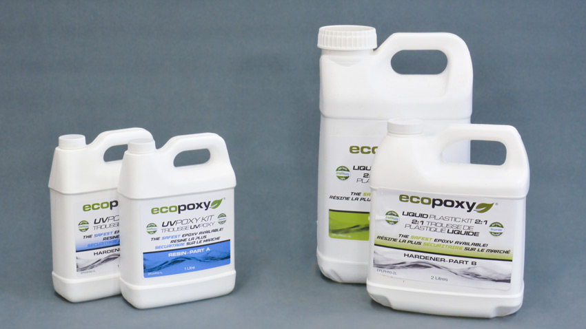 Epoxy Resin - Ecopoxy