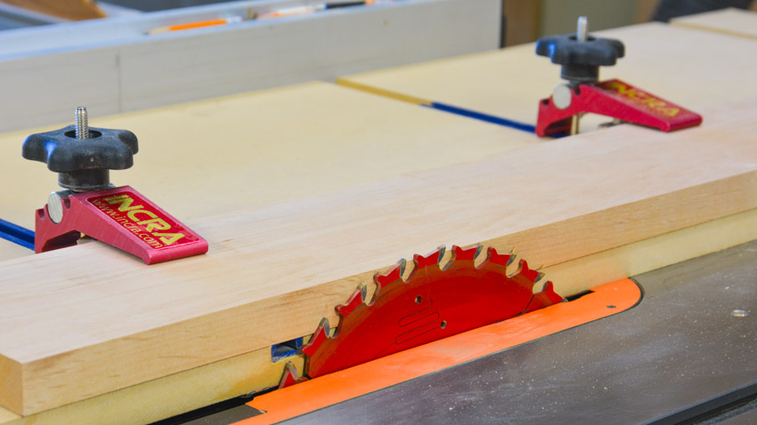 Table Saw Jointer