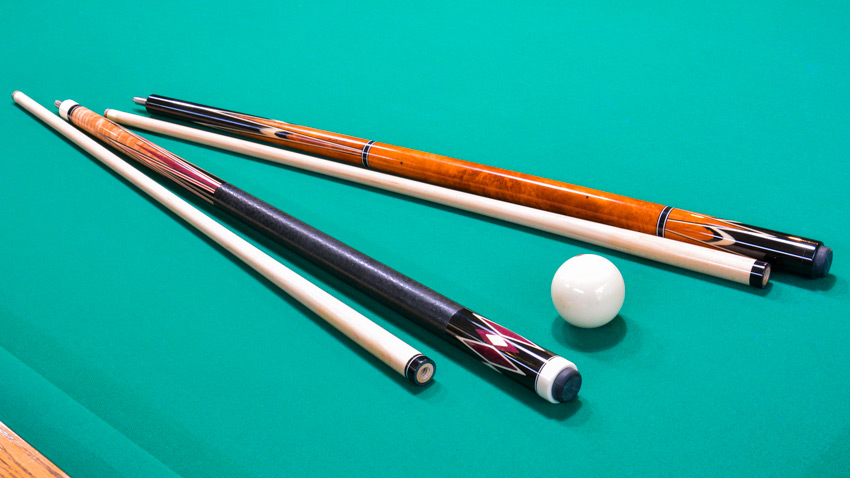 How to Make Pool Cues