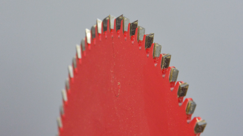 Sharpen Table Saw Blades