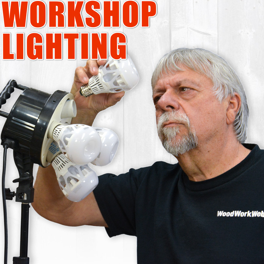 Workshop Lighting / LED Shop Lights