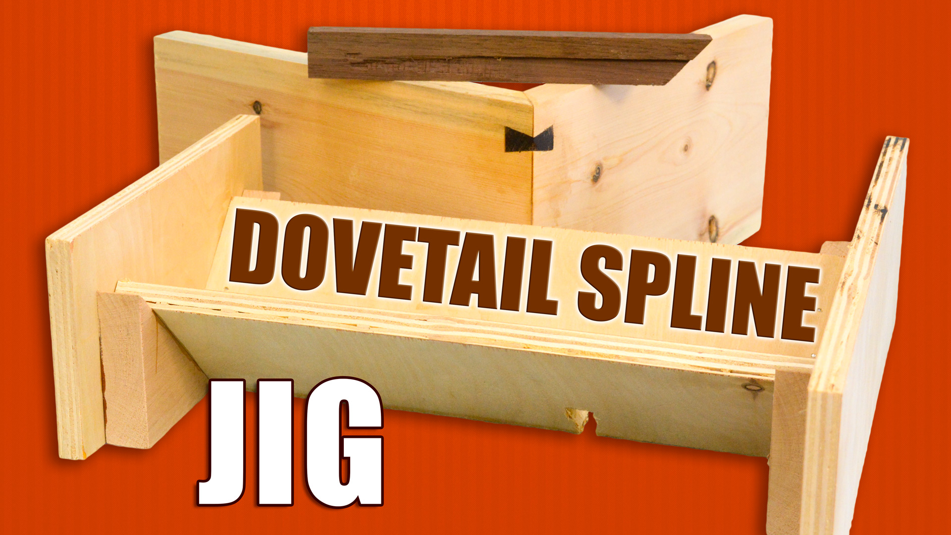 Dovetail Spline