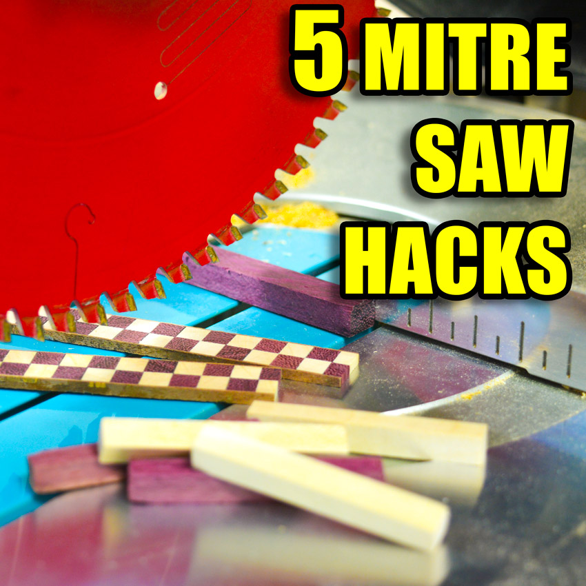 Mitre Saw Tips and Tricks