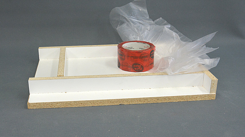 Epoxy resin tape