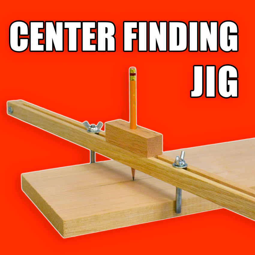 center finding jig
