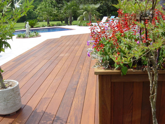 everlasting woods decking