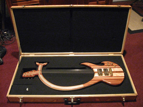 Bowneck Slide Wood Guitars
