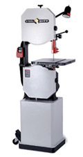 "Steel City 50130 14"" Deluxe Granite Bandsaw Review"