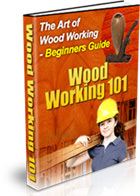 Beginners woodworking